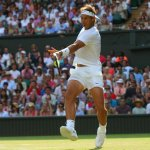 The fightback is on. Nadal takes the second set 6-3 against Brown and its one set all on Centre Court #Wimbledon http://t.co/iipgNmHaP0