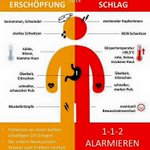 Hitzeerschöpfung oder Hitzeschlag? #Hitze #Wetter http://t.co/grTWEXkWoE