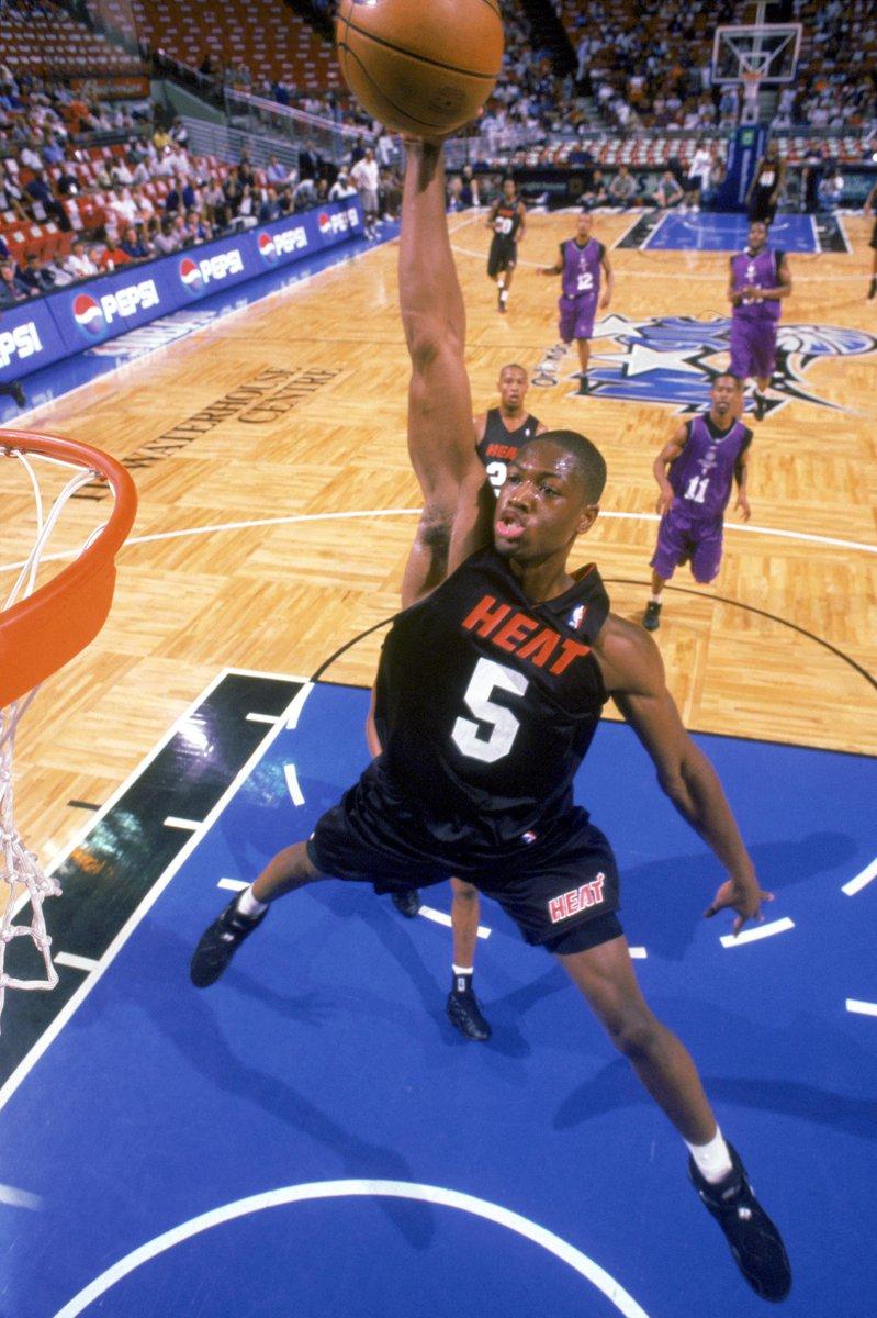 #TBT... @DwyaneWade at @NBASummerLeague in 2003!   More Info:
