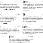 Zapata: «Irene Villa me ha dado una lección de dignidad» http://t.co/7gKeasMNA4 Y LO DE ESTE NO ES HUMOR, ES DELITO!! http://t.co/X7uFY9pCLR