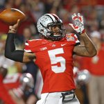 Braxton Miller has affirmed his plans to stay at Ohio State, source close to Miller tells @schadjoe. http://t.co/e7XmWtpI0a