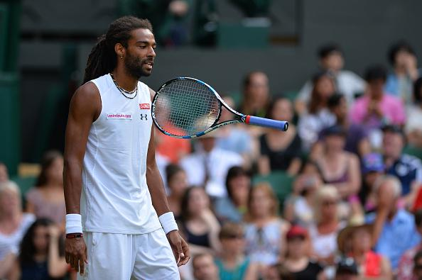 Dustin Brown has taken the third set and leads Rafa Nadal 2-1 #Wimbledon  Watch now: