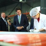 Important work being done at @Canadian_Solar. #LPC is committed to #realchange for our environment & economy. http://t.co/p6xIqMBjm9