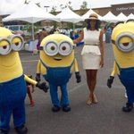 MINIONS! @essencefest Day of Service! #minions http://t.co/hOqyrX3eZk