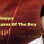 RT @ImSaravanan_P: @harbhajan_singh  on tis special day of u r birthday let god bless u with love,friendship,health,joy,peace #hbdbhajji ht…