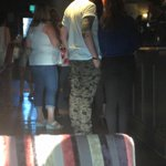 I know its hot but at least put some trousers on lad... http://t.co/usl9Vfq76E