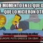 Se vende Grecia, razón aquí http://t.co/JtDj4bpizI http://t.co/pXOqGkwtIf