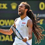 AMAZING: Dustin Brown beats two-time Wimbledon champion Rafael Nadal in four sets! What a guy! http://t.co/ijuxNod4Te