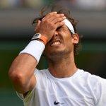 El alemán Brown elimina a Nadal en la segunda ronda de #Wimbledon2015 (7-5, 3-6, 6-4 y 6-4) http://t.co/cFR7njf2tO http://t.co/0mLWPzbcIW