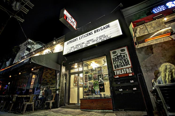 10 years ago today @ucbtla was born!  Thanks for a hilarious & filthy decade, Los Angeles http://t.co/0ugmJcCPhM http://t.co/3hUETEKK2t