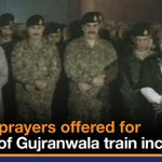 Funeral prayers offered for 10 martyrs of Gujranwala train incident http://t.co/sX6l1sunEr http://t.co/b9BkKQex26