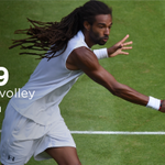 A stat that would have graced any era... @DreddyTennis #Wimbledon http://t.co/Ux6zutDt9Z