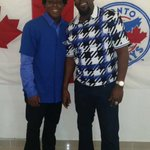 I am happy and proud that my son Vladimir Guerrero Jr has signed with @BlueJays. Thank God for the blessings!!! http://t.co/1fDyozDV6h