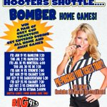 CALLING ALL WINNIPEG @Wpg_BlueBombers FANS WHO NEED A RIDE!!! HOOTERS AND @975BIG_FM SHUTTLE LEAVES AT 6PM http://t.co/YrTkL3LRhk