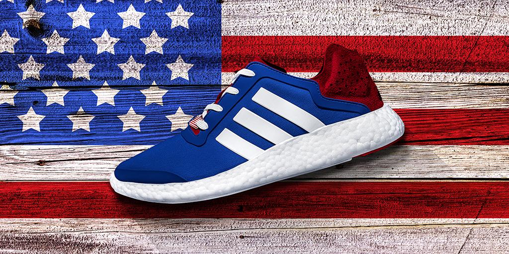 A shoe that celebrates a nation. Customize your own pair and share it for the chance to win. http://t.co/SxBSttluoh http://t.co/hv8PV3nNiX