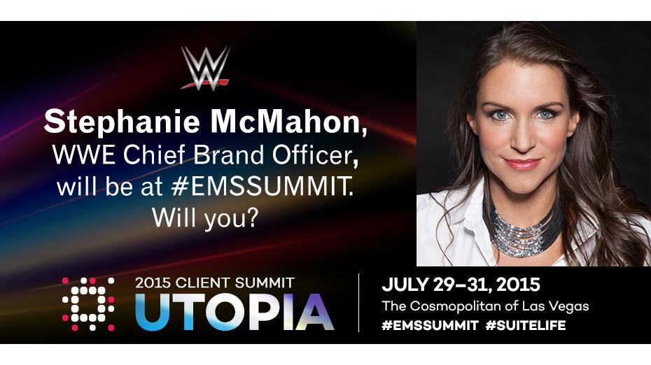 "Don't miss @StephMcMahon, one of the ""Most Powerful Women in Cable,"" at #EMSSUMMIT! Register: http://t.co/OZEsrvKoR4 http://t.co/0XEcSqV5hx"