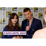 Two-ee-oo days until #SDCC, Whovian #BBCAmericans! http://t.co/N8qUtYDDKL