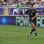 Chicharito Hernandez to miss Gold Cup after suffering fractured collarbone during Wednesdays friendly vs Honduras. http://t.co/BiJnZtbPNA