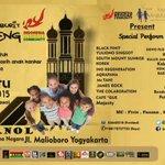 4/7/15 | 15.00-sls | Ngabuburit akustikan w/ Indonesia Reggae Community & @ykakj di 0 KM Jogja | Free! @JogjaUpdate http://t.co/VrqYGoGDna