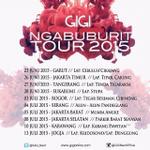 @GIGI_Band tour ngabuburit | jogja, 13 jul 15 at kridosono | FREE | @JogjaUpdate http://t.co/MiG1hUbKgG