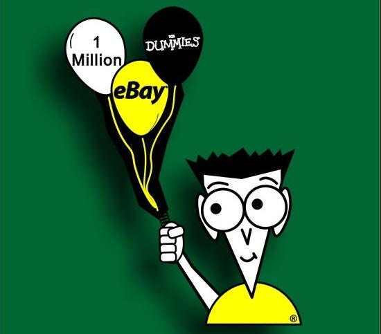 "Very cool #TBT @MarshaCollier! ""2007 When I sold my first MILLION books Thank you everyone @ForDummies @eBayBusiness"" http://t.co/fFzg1ENgp6"