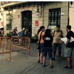 Manifestación #LeyMordaza en Barcelona. Va a ser difícil que los convocantes falseen las cifras de participación... http://t.co/5FZDjnW9w4