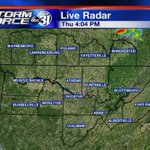 ChrisWAAY31: Current radar for the Valley. http://t.co/ZHgHRYxYjb #StormForce31 http://t.co/vcVEZLmFWe