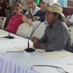Manulo Miranda: No podemos aceptar un proyecto [Barro Blanco] tan corrupto que haya violado nuestros derechos. http://t.co/rhCU2Pi1n6