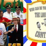 Other contests even more American than the Fourth of July Hot Dog Eating Contest. http://t.co/4vJXsTsxWx http://t.co/F2GXYBV5I3