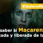 Para saber si Macarena será rescatada y por fin liberada de la cárcel #QuieroMásVisAVis #VisAVis11 http://t.co/6AqHzbdU5J