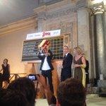Vince il #PremioStrega @NicolaLagioia con #LaFerocia #Rai3 http://t.co/erlq9gBEtz