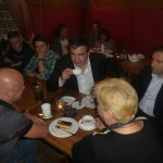 http://t.co/XOvnlPUKtt Саакашвили пришел пить чай во взорванное кафе