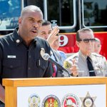Public safety officials stress fireworks danger: http://t.co/oBoNR2ZVQG @LAFD @LASDHQ @LAPDHQ #SummerSafetyLA http://t.co/A03e6F0Fg0