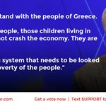 We should stand with the people of Greece. Thanks for all the supportive #bbcqt tweets http://t.co/JDGifQPl3S