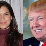 """America Ferrera pens letter to Donald Trump, saying """"Thank you, Mr. Trump!"""" http://t.co/sCpkwxTQ91 http://t.co/KjqYQvDbCR"""
