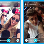.@justinbieber's selfie app, @shots, now offers 10-second video http://t.co/ZXK43k4xHl http://t.co/X6LqOf50Tl
