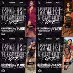 ALL THESE PARTIES TONIGHT @ PURE DEFINITELY GON BE CRAZY 🔥🔥🔥🔥 http://t.co/YZsuOkDoOs