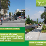 GREAT NEWS: #Pasadena was awarded funding for its first #cycletrack! #bikeLA @BikeMetro @BikeSGV @CICLEorg @DPNAlist http://t.co/T7BBHSN6IM