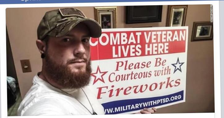 Remember our vets this 4th of July and be considerate in your homes and yards http://t.co/lW0bfRXlvp