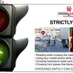 #Advice #CrossSafely #Campaign #YourSecurityOurHappiness #UAE #Dubai #DubaiPolice #Awareness #Safety http://t.co/Mu7lbJIJpw