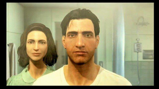 fallout4のキャラメイク画面の既視感の謎が分かった http://t.co/baQFO0kpEl
