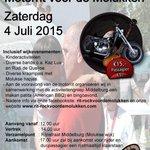 Vandaag in Middelburg: Makan patita. En morgen: Motorrit voor de Molukken. @bdstoreCOM @rrvdm_ @BarAmerican1 http://t.co/FQvLZlnFQT