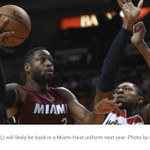 Its official. Dwyane Wade apparently staying put in Miami http://t.co/8lZH5GorGO http://t.co/0dB3JmJ7k9