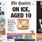 Some memorable Page 1s during my time at the @ballaratcourier (stories by @rachel_afflick, @jordanholiver, @pjbypat): http://t.co/qn4Hg0xl7x