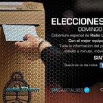 5 de Julio #Elecciones2015 Cobertura especial de #RadioLT7 y #FmCapital. Con el mejor equipo de periodistas http://t.co/6Yol0i6g7B