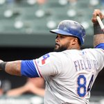 Rangers score both runs in 9th inning to beat Orioles, 2-0.  • Prince Fielder: 2-3, BB • Rougned Odor: 2-5, RBI