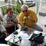 Programa Aniversario de Cd Guayana en @pentagrama107 con @jose_escolano @damianprat y @mdecesaris http://t.co/9EkTCjIWyI