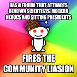If you ever wondered what it was like to watch Rome burn, just look at reddit. http://t.co/K2QsPiIBUZ