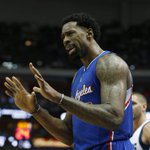"LmaoRT @ ""torn"" RT @theScoreNBA: Report: DeAndre Jordan torn between Clippers, Mavericks http://t.co/kO4gxD6GZa http://t.co/OFxNMUgMnr"