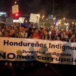 """Iglesia Católica apoya movilizaciones contra la corrupción en #Honduras y propone un """"Diálogo por la paz social"""". http://t.co/Qp5iBQ5jW1"""